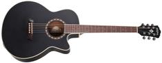 Washburn WMJ7SCEBM-O-U Elektroakustická kytara