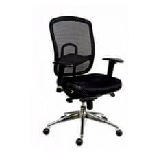 Kancelářská židle Oklahoma černá