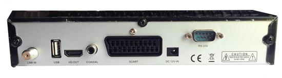 Optex ORD 9540-HD Műholdvevő