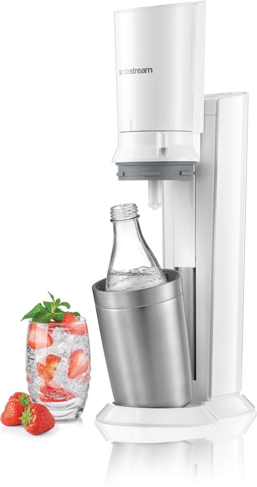 SodaStream Crystal White - rozbaleno