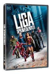 Liga spravedlnosti   - DVD