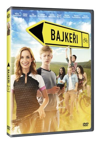 Bajkeři - DVD