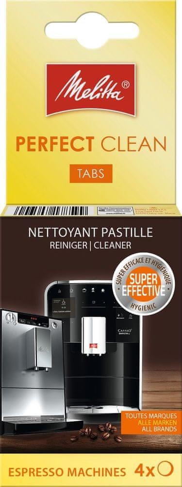 MELITTA PERFECT CLEAN čistiace tablety