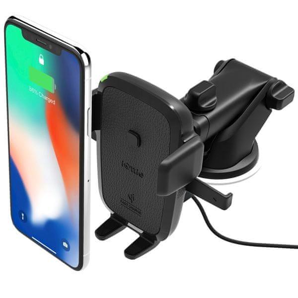 iOttie Easy One Touch 4 Qi Wireless - univerzální držák s bezdrátovou rychlonabíječkou