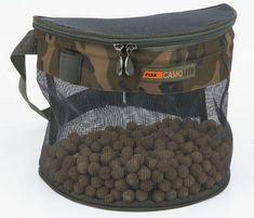 Fox Pouzdro Na Boilie Camolite Boilie Bum Bag Large 6 kg