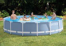 Intex 26728NP Fémvázas medence szett, 457x84 cm