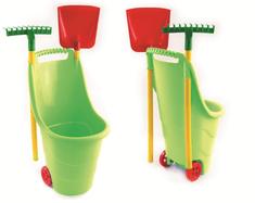 Paradiso vrtni voziček z orodjem