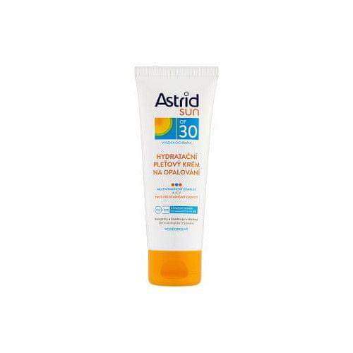 Astrid Hydratační pleťový krém na opalování OF 30 Sun 75 ml