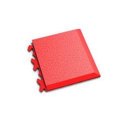 "Fortelock Červený vinylový rohový nájezd ""typ D"" Invisible 2039 - 14,5 x 14,5 x 0,67 cm"
