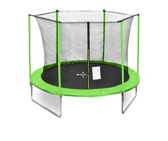 Legoni trampolin z zaščitno mrežo, 305 cm