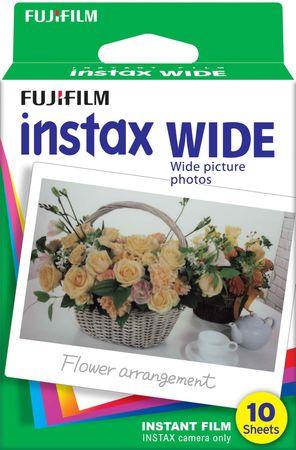 FujiFilm Instax Film WIDE (10 szt.)