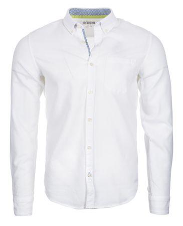 s.Oliver koszula męska L biały