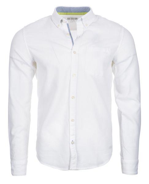 s.Oliver pánská košile XL bílá