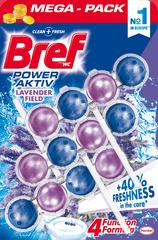 Bref Power Aktiv Lavender 3x 50g