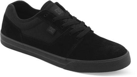 DC moški čevlji Tonik M Shoe Bb2 Black, 43, črni
