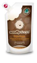 Scruffy Chops šampon za pse Sugar Doggy, z vonjem karamele, 250 ml