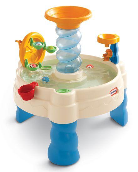 Little Tikes Špirálovitý vodný stôl