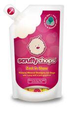 Scruffy Chops šampon za pse Zest in Show, z vonjem citrusov, 250 ml