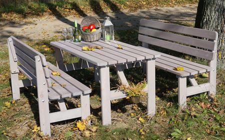 Rojaplast Asztal VIKING 150 cm