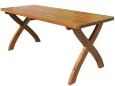 Rojaplast stół ogrodowy STRONG MASIV 180 cm