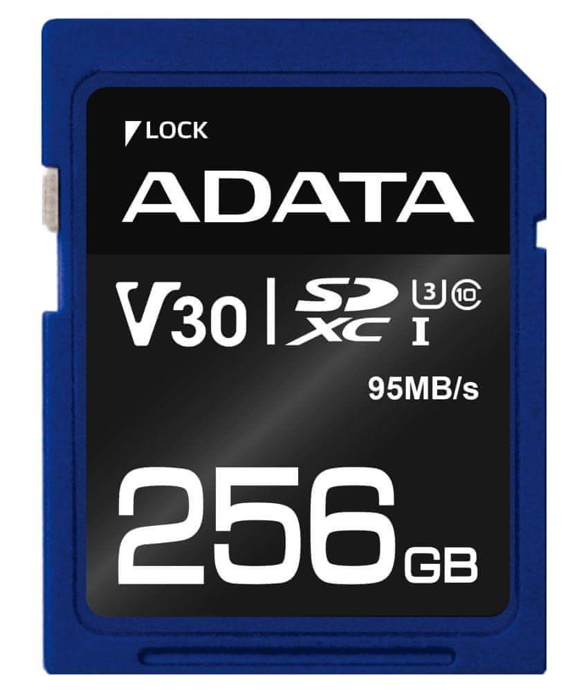 Adata Premier Pro SDXC 256GB (ASDX256GUI3V30S-R)