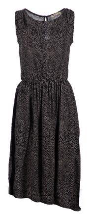 Timeout női ruha 34 fekete