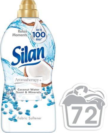 Silan Coconut Water 1,8 l (72 praní)