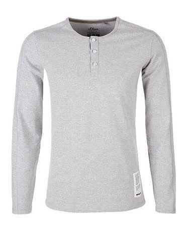s.Oliver pánské tričko XL šedá