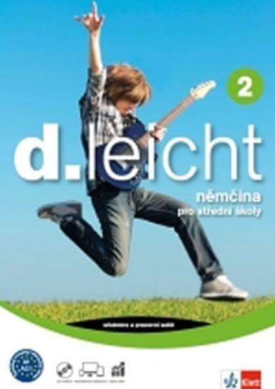 d.leicht 2 (A2.1) – učeb. s prac. seš. + CD MP3 + kód