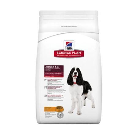 Hill's hrana za odrasle pse Canine, piščanec, 2,5 kg