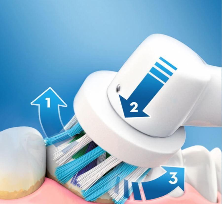 Oral-B Vitality 3D White D12.513 kulatá hlava