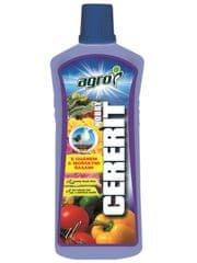 AGRO CS CERERIT Hobby kapalné hnojivo s guanem a mořskými řasami 1L