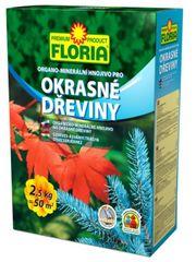 AGRO CS FLORIA Organominerální hnojivo pro okrasné dřeviny 2,5 kg