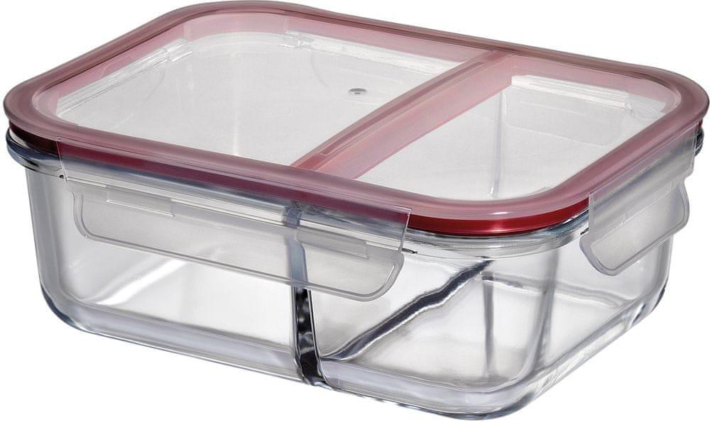Küchenprofi Obědový box s přepážkou, M