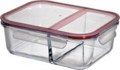 Küchenprofi Obědový box s přepážkou, L
