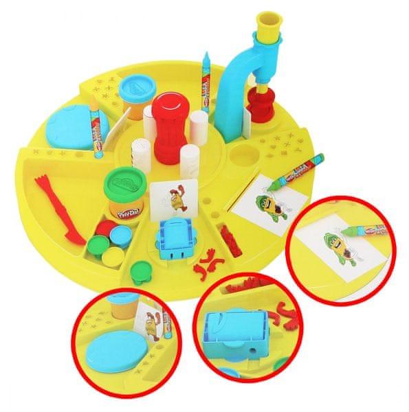Let's play Kreativni set Play - Doh se 41 součástmi