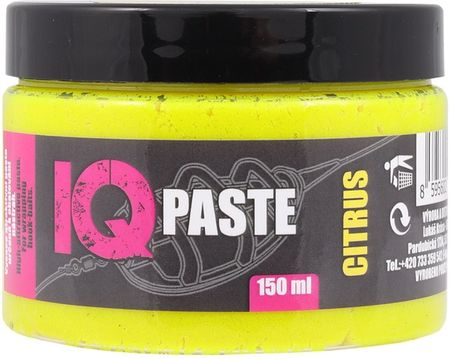 Lk Baits IQ Method Paste 150 ml slaný halibut