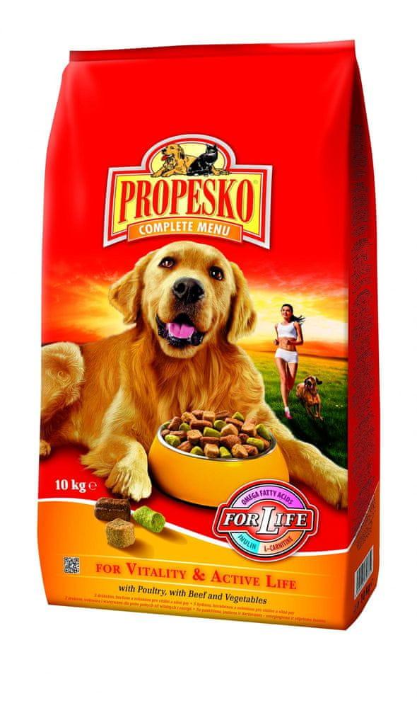 Propesko granule pes Vitality 10 kg