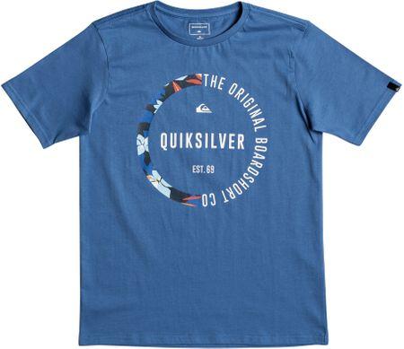 Quiksilver fantovska kratka majica SS Revenge Yth Tees Bpc0 Bright Cobalt, XS, modra