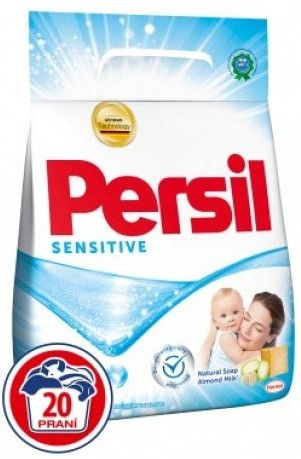Persil Prášek Sensitive 1,4 kg (20 praní)