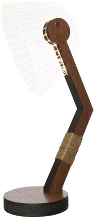 Kaemingk LED stolná lampa, 40cm