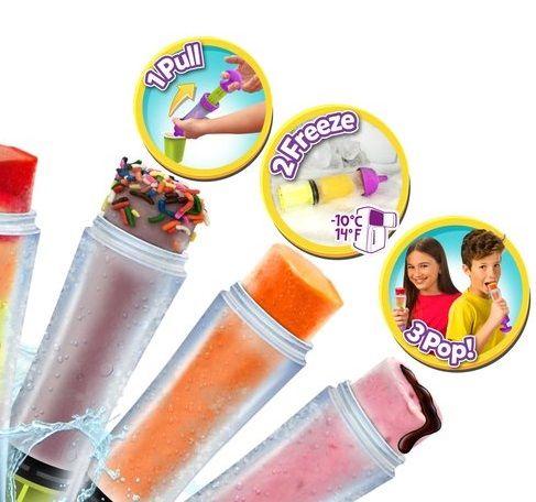 TM Toys Pull Pops sada - továrna na zmrzlinu