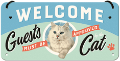 Postershop Závesná tabuľa Welcome