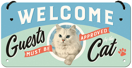 Postershop pozdravni znak Welcome