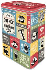 Postershop puszka Coffee