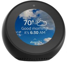 Amazon Echo Spot, Black