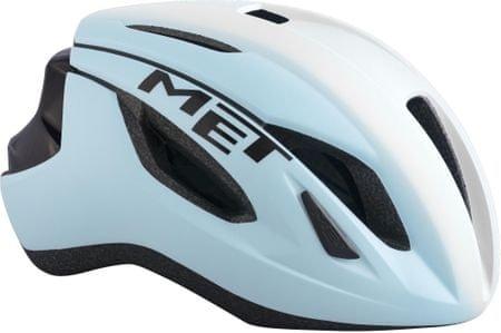 MET čelada Strale, S/M (52-58 cm), svetlo modra