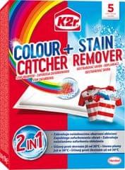 K2R Stop zafarbeniu + odstraňovač škvŕn 5 ks