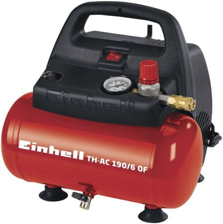 Einhell TH-AC 190/6 OF Home Kompresszor