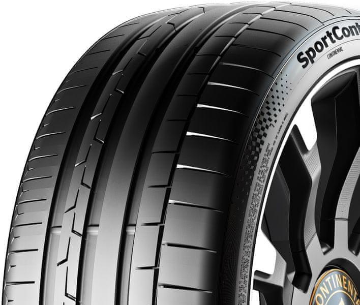Continental SportContact 6 255/30 ZR19 91 Y - letní pneu